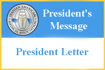 IAMA PRESIDENT'S MESSAGE